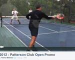 Patterson Club Open Promo