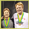 55+ Men's Nationals 2015 FInalists -100