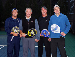 Pioneer Valley Main Draw Finalists 2014
