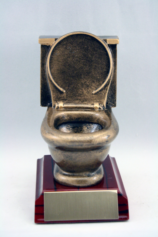 Toilet Bowl Trophy