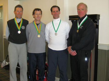 2009 National Mens  45+ Finalists