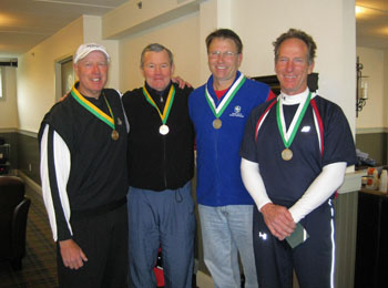 2009 National Mens  55+ Finalists