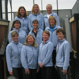 2009 Presidents Cup Winners Women