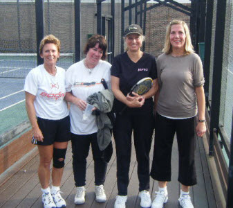 2009 Cleveland Masters Ladies Finalists