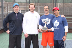 2010 Canadian Open Men's Finalists
