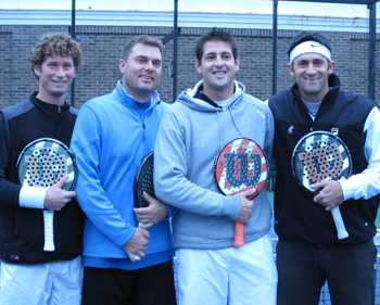 2010 Cleveland Masters Men's Finalists