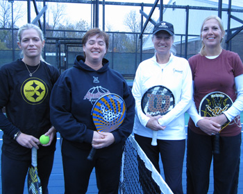2010 Cleveland Masters Women's Finalists