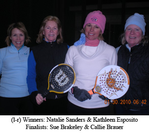 2010 Nor'Eastern Ladies B Finalists