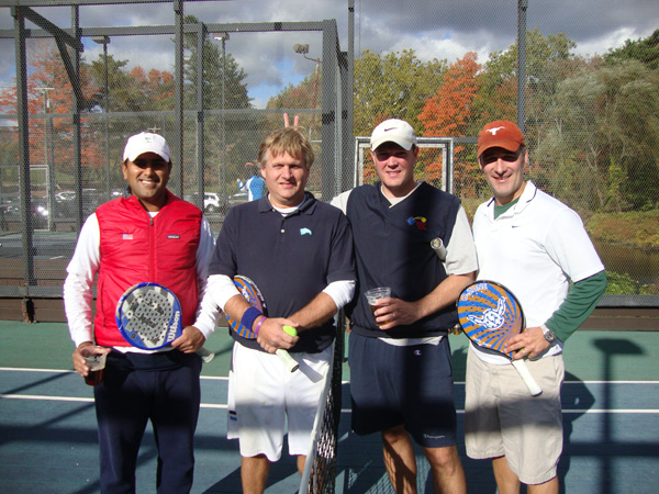 2010 Patterson Club Men's B 16 Reprieve Finalists