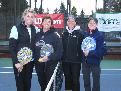 2010 Shadow Lake Women's Finalists