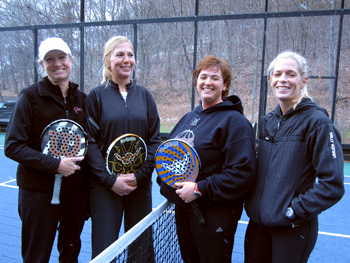2010 West Penn Women's Main Draw Finalists