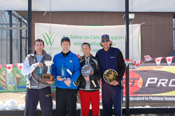 Cross Border Pairings Take Titles In Canadian Open And