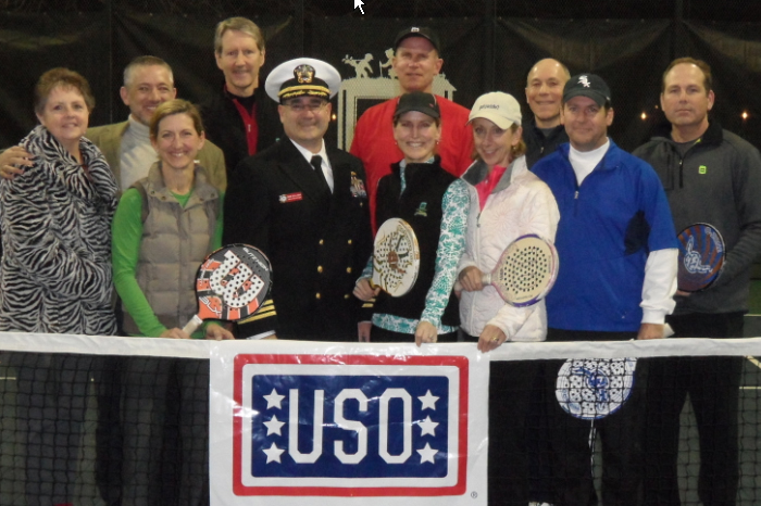 USO Paddle Day