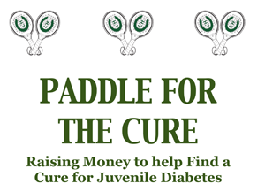 Paddle for a Cure