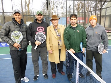2014 Charities Mens Finalists