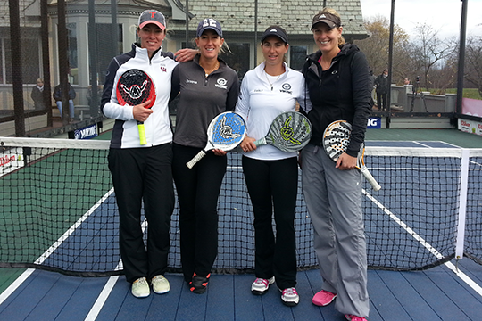 2014 Charities Women's Open Finalists