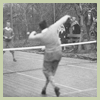Early Platform Tennis