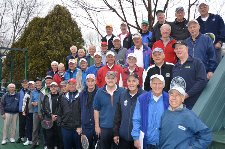 2015 APTA Men's 145+ Players
