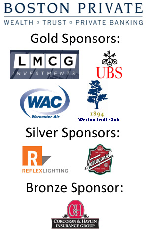2017 Boston Open Sponsors
