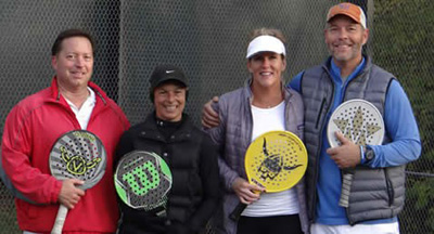 2017 Cincy Mixed Doubles Charities