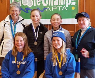 2017 Junior Nats Girls 12