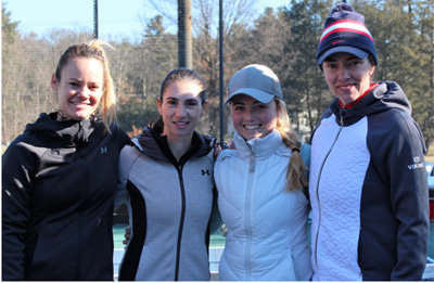 2019 Boston Open Women
