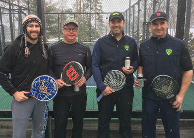 Chris Jeffrey and Csaba Pazmany Win Wellesley Weekend Warrior