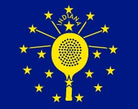 Indianapolis Platform Tennis Association Logo
