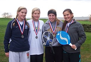 Patterson Junior 2008 Girls 18 Finalists