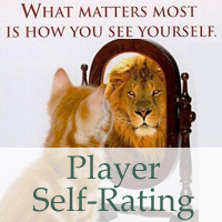 Player Self Rating