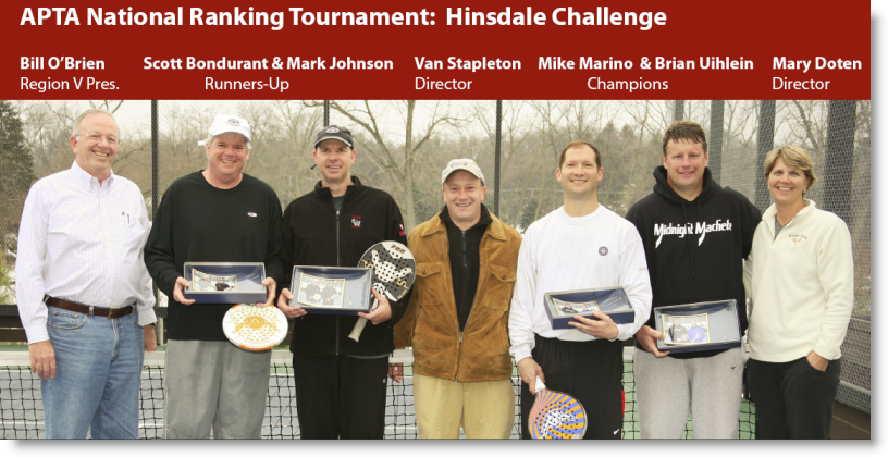 hinsdale challenge