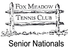 Fox Meadow Tennis Club Logo