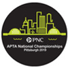 2019 PNC APTA Nationals Pittsburgh Logo Circle